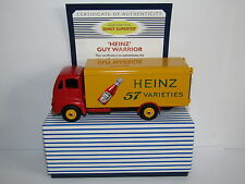 ATLAS DINKY SUPERTOYS GUY WARRIOR HEINZ 920 MODEL TRUCK