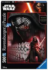 Ravensburger 14677 Star Wars The Force Awakens 500 Piece Jigsaw Puzzle - New