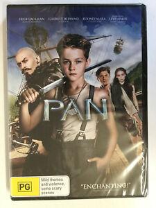 Pan (DVD, 2015)