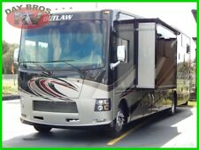 2017 Thor Motor Coach Outlaw 37RB Used Class A Toy Hauler RV Camper Motorhome