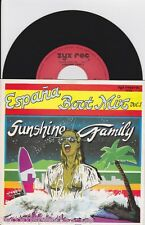 "★★ 7"" - SUNSHINE FAMILY - Espana Boot Mix - Vol. 1"