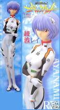 Aizu Evangelion Rei Ayanami Plug Suits 1st Ver Cold Cast Statue 60cm Tall New
