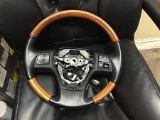 2010-2013 Lexus  Rx350 Steering Wheel OEM BLACK