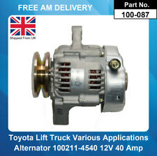 Alternator for JCB Mini CX 2007-  100211-4540