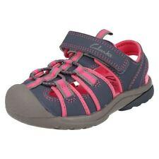Calzado de niña sandalias gris