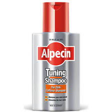 Alpecin Tuning Shampoo The Dark Caffine Shampoo 200ml