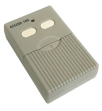 10 Digit Transmitter Remote Control Garage Door Gate Opener 300 MHzl 2-Buttons