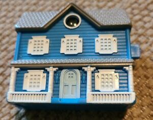 Vintage Subway Bear in the Big Blue House Projector w/8 Slides