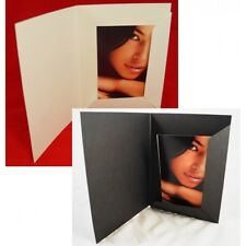 New A5 White Presentation Folders (pack of 100)