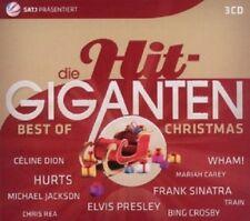 Elvis PRESLEY/Whitney Houston/e molto altro-la hit giganti-Best of Christmas CD 3 NUOVO