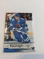 Joe Sakic Young guns legends 2004-05 Rookie Qubec Nordiques Mint!