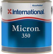 ANTIVEGETATIVA INTERNATIONAL MICRON 350 NERO LT 2,5