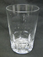 Baccarat Compiegne Juice Glasses 3 1/2in Clear Cut Crystal