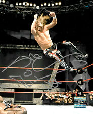 WWE SHAWN MICHAELS HBK HAND SIGNED 8X10 PHOTOFILE PHOTO WITH PROOF AND COA 45