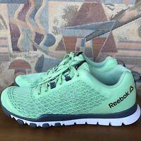 Reebok Adaptalink Everchill Training Shoes Green Women's Size 8.5