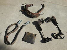 Complete Lineman Working Climbing Gear With Belt Loops Toolbag Amp Spikes