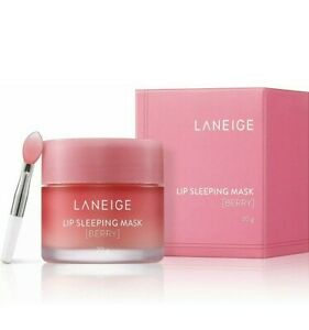 Laneige Lip Sleeping Mask - Berry 20g-Brand New- UK Stock