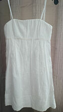 BCBG Max Azria tube top white dress - size 2 - NWT