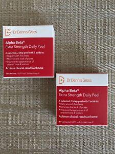 Dr Dennis Gross Alpha Beta Extra Strength Daily Peel - 6 Treatments