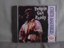 Curtis Mayfield- LIVE- People get Ready- CASTLE 1990- Made in France