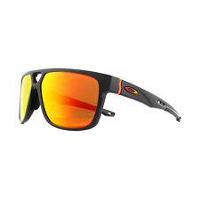 Oakley Sunglasses Crossrange Patch OO9382-09 Matte Carbon Prizm Ruby Iridium