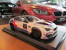 Original BMW M6 GT3 1:18 1/18 Modellauto Miniatur 80432411557