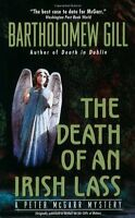 The Death of an Irish Lass (Peter McGarr Mysteries) by Bartholomew Gill