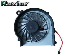 HP g7-1173dx g7-1329wm g7-1340dx g7-1167dx g7-1257dx Notebook CPU Cooling Fan