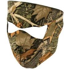 Tree Camo - Camouflage Neoprene Face Mask Weather Protection  SkulSkinz