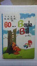 BOULE ET BILL N°4 60 GAGS DE BOULE ET BILL PAR ROBA EO 1967  DUPUIS  !