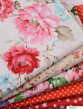 Unbranded Floral Quilting Craft Fabric Bundles