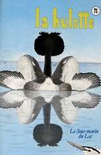 La hulotte des Ardennes n°71 - Le sous marin du lac - 1ere édition - 1995 -