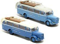 Brekina Saurer BT 4500 Bus Reisebus Österreich Bahnbus Auswahl Modelle 1:87 H0