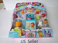 Shopkins Season 6 JUICY SMOOTHIE COLLECTION Chef Club 8 Exclusive LIMITED USA