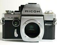 Ricoh TLS 401 35mm Film Camera SLR Body UK Fast Post