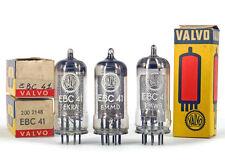 1x EBC41/6CV7 VALVO NOS Tube Röhre Lampe TSF Valvola Valvula Valve 진공관 真空管