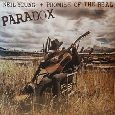 Neil Young + Promise Of The Real – Paradox Doppio LP 2 X Lp Still Sealed