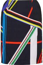 Preen by Thornton Bregazzi stretch-crepe skirt XS