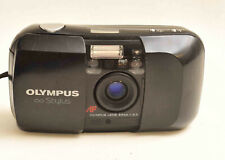 Olympus Stylus Quartz Date DLX 35mm Point & Shoot Film Camera