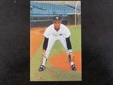 1985 Tcma New York Yankees Willie Randolph Postcard