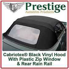 Mazda MX5 Mk1 (NA) Car Hood Soft Top Roof With Rain Rail 1989-1997