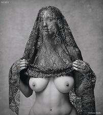 Fine Art Black & White Nude signed photo by Craig Morey: Natalie 35459.13HC
