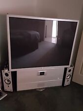 2x Rear Projection TV's - Toshiba & LG