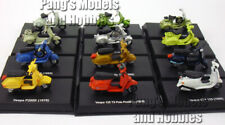 Vespa Collection of 12 different 1/32 Scale Diecast Models by NewRay