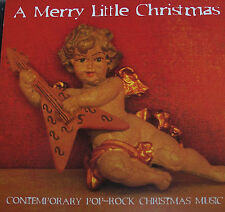 A Merry Little Christmas CD Contemporay Pop Rock Christmas Music O Holy Night