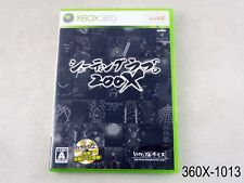 Shooting Love 200X Xbox 360 Japanese Import Exzeal Trizeal Japan US Seller B