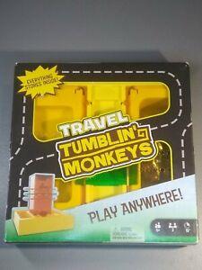 Mattel Games - Travel Tumblin' Monkeys Table Top Game New Sealed