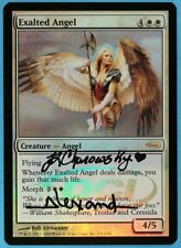 MTG 1x Exalted angel-Onslaught RARE allemand PLAYED *