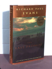 1st, signed by author, The Last Promise by Richard Paul Evans (2002)