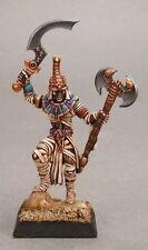 Khufu Nefsokar Warlord Reaper Miniatures Warlord Undead Mummy Tomb Kings